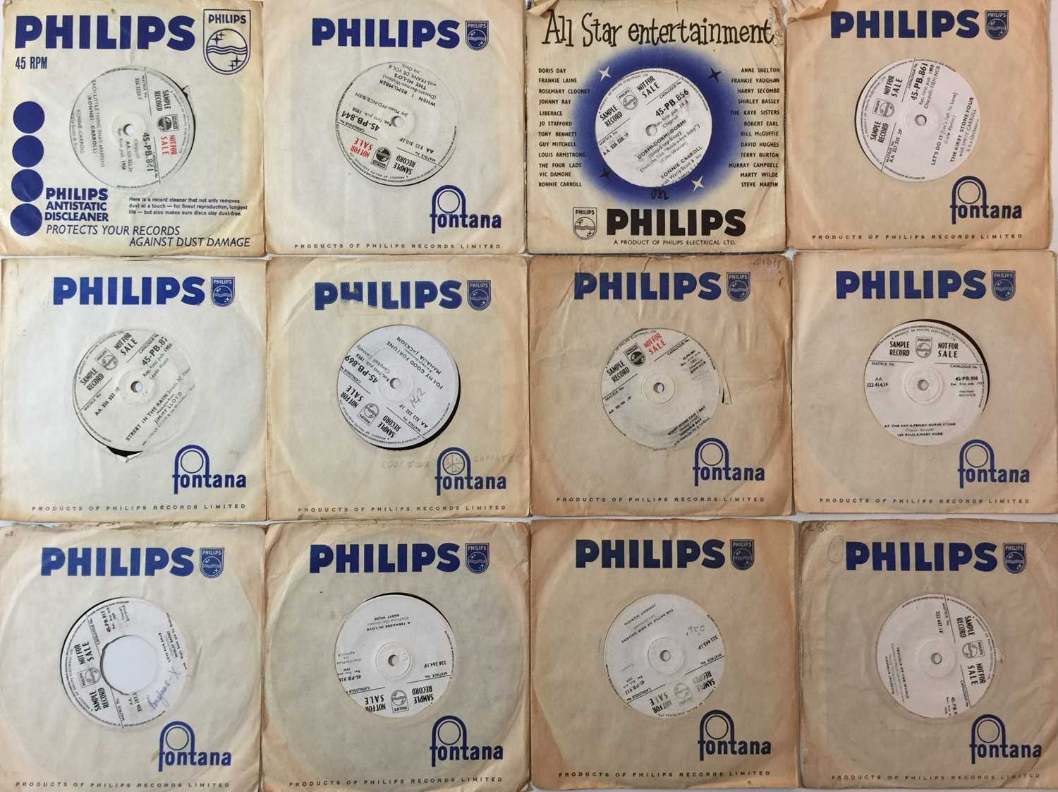 """PHILIPS - 7"""" DEMOS COLLECTION - Image 3 of 3"""