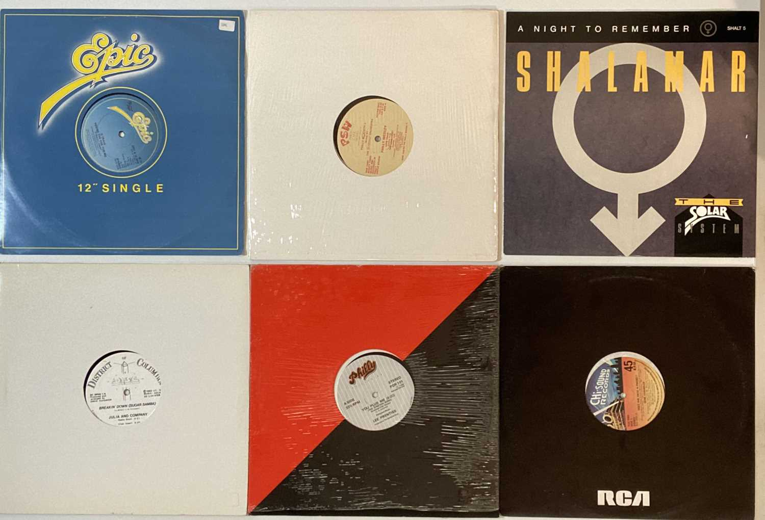 """SOUL/ FUNK/ DISCO - 12"""" COLLECTION - Image 2 of 5"""