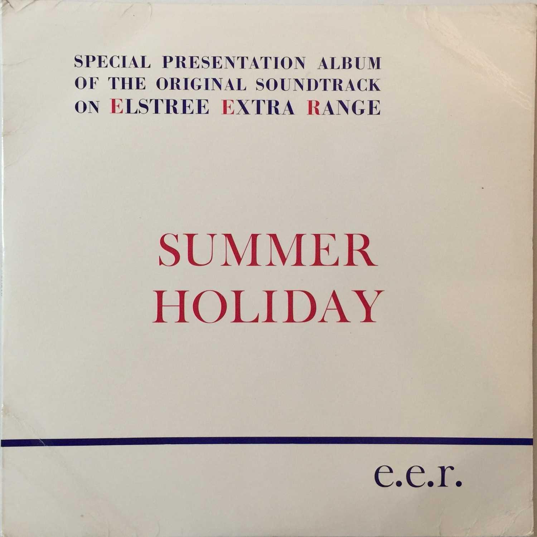CLIFF RICHARD/ THE SHADOWS - SUMMER HOLIDAY LP (ELSTREE STUDIOS - RARE PROMO) - Image 2 of 8