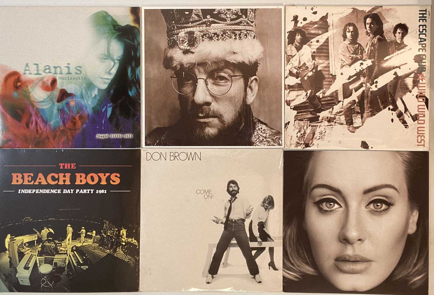 CLASSIC/ PROG - NEW/ SEALED LPs - Image 3 of 3