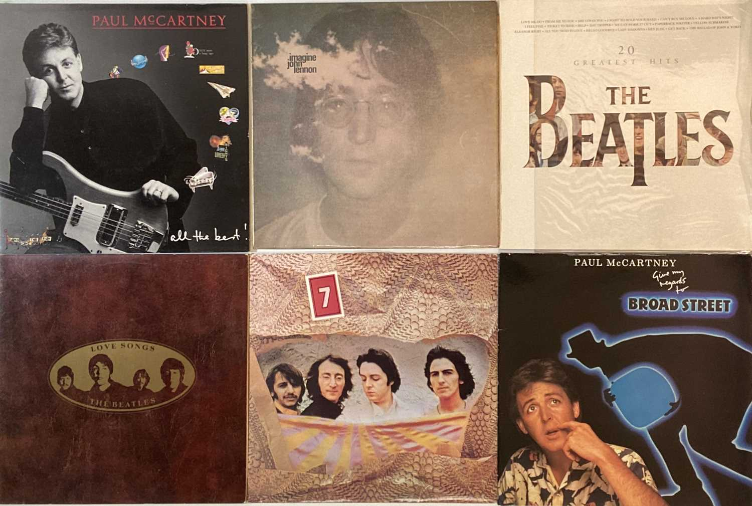 THE BEATLES AND RELATED - LPs - Image 4 of 4