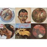 PICTURE DISC/ SOUNDTRACK - LPs