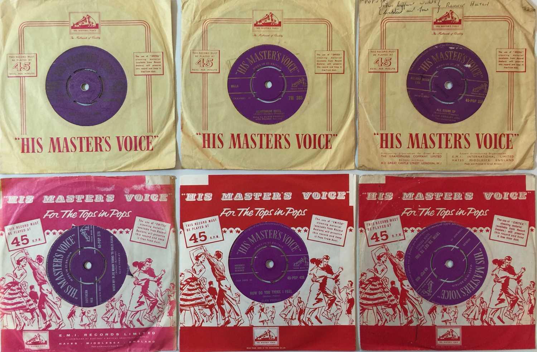 """ELVIS PRESLEY - 7"""" HMV RARITIES - Image 2 of 2"""