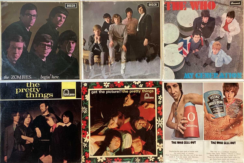 60s MOD/BEAT - LPs