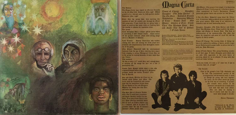 KING CRIMSON/MAGNA CARTA - ORIGINAL UK LPs - Image 2 of 4