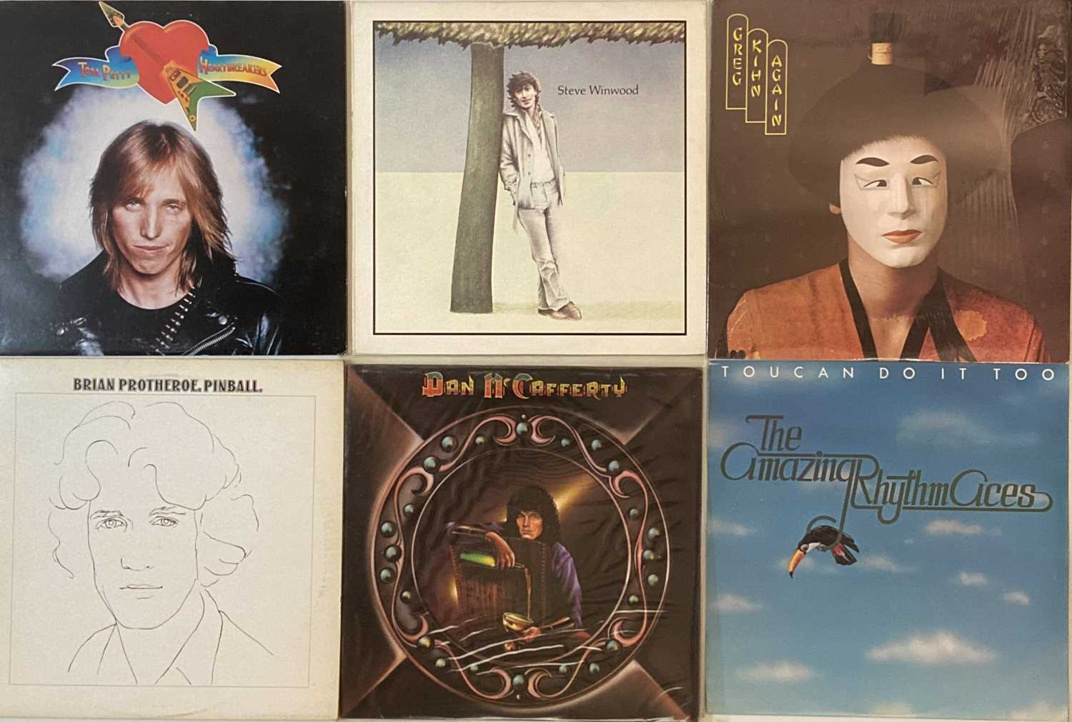 SOFT ROCK/ AOR - LPs - Image 3 of 6