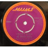 """THE JACKSON SISTERS - I BELIEVE IN MIRACLES 7"""" (ORIGINAL UK COPY - MUMS RECORDS S MUM 1829)"""