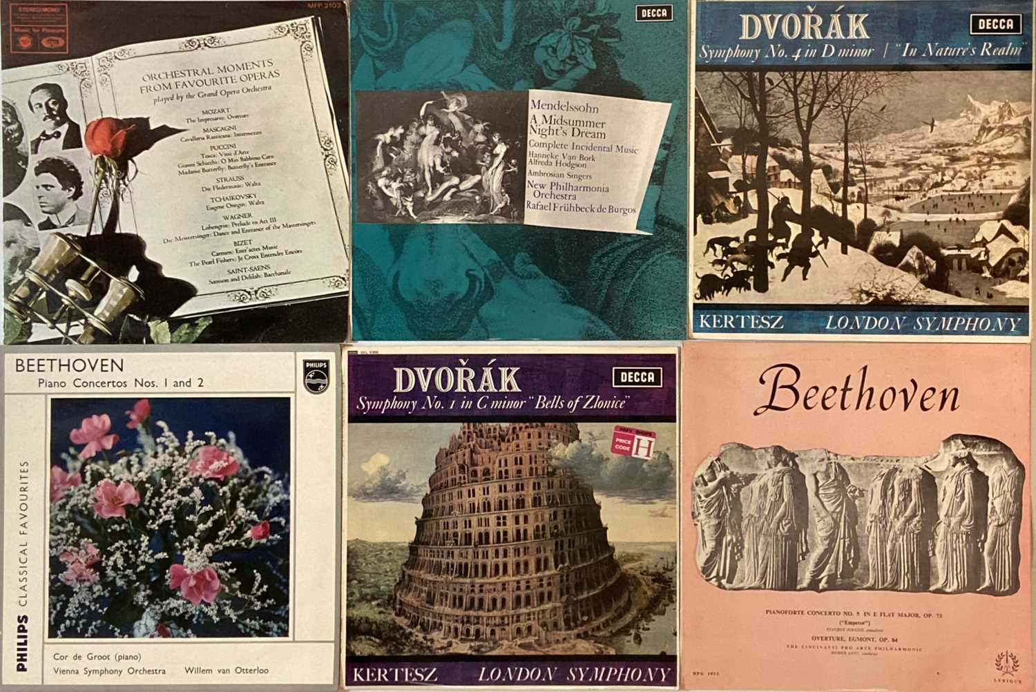 CLASSICAL - LPs - Image 4 of 5