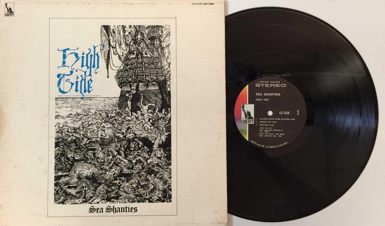 HIGH TIDE - LP RARITIES - Image 3 of 4