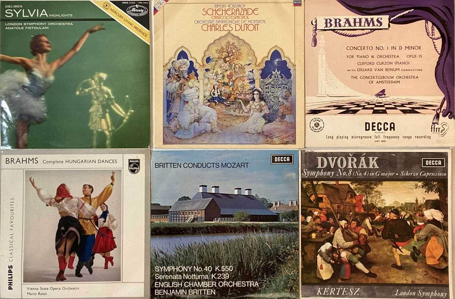 CLASSICAL - LPs - Image 3 of 5
