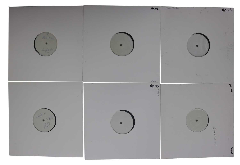 "NEW ORDER 12"" & LP REISSUES - TEST PRESSINGS x 10"