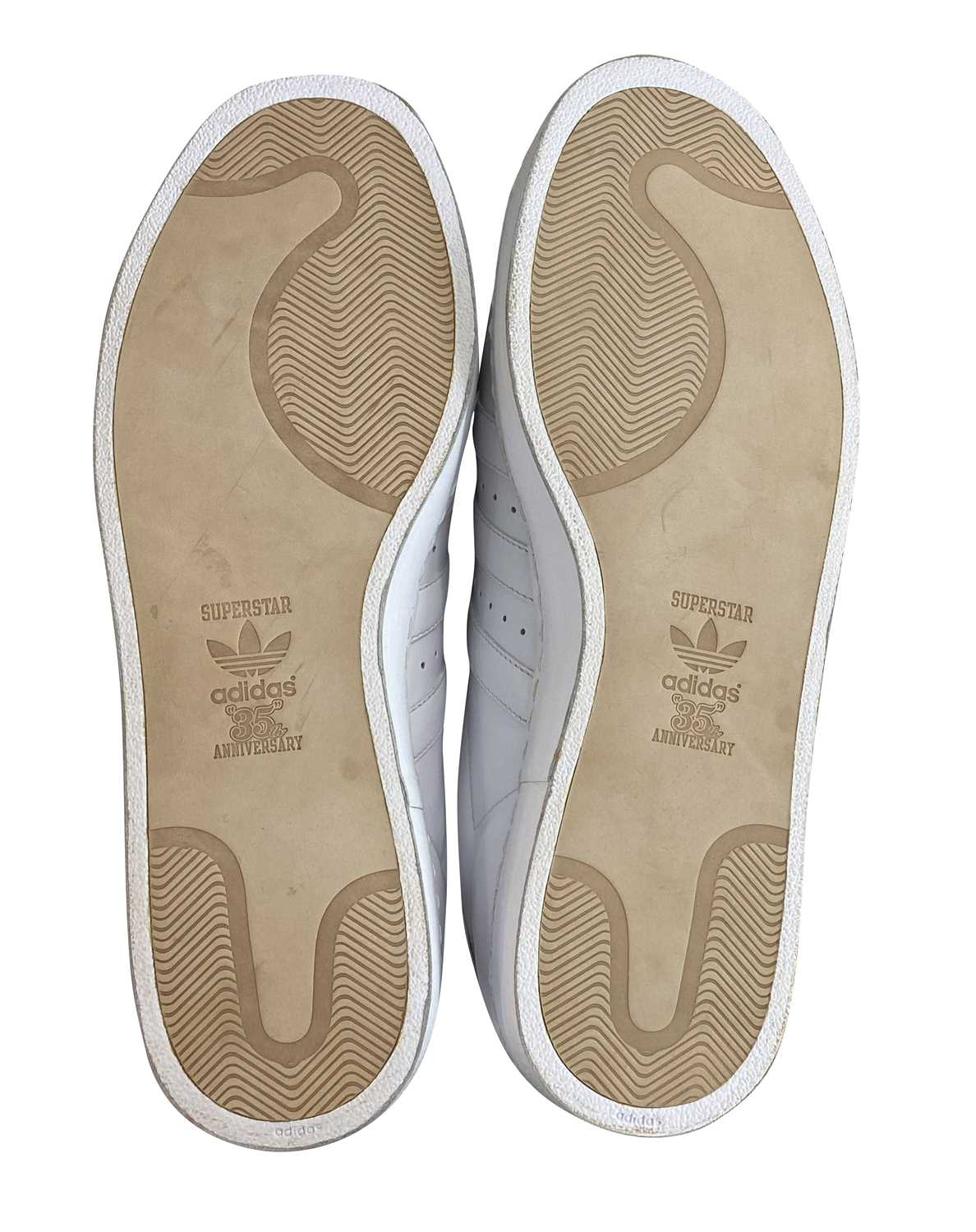 ADIDAS 35TH ANNIVERSARY LIMITED EDITION TRAINERS - Image 5 of 5
