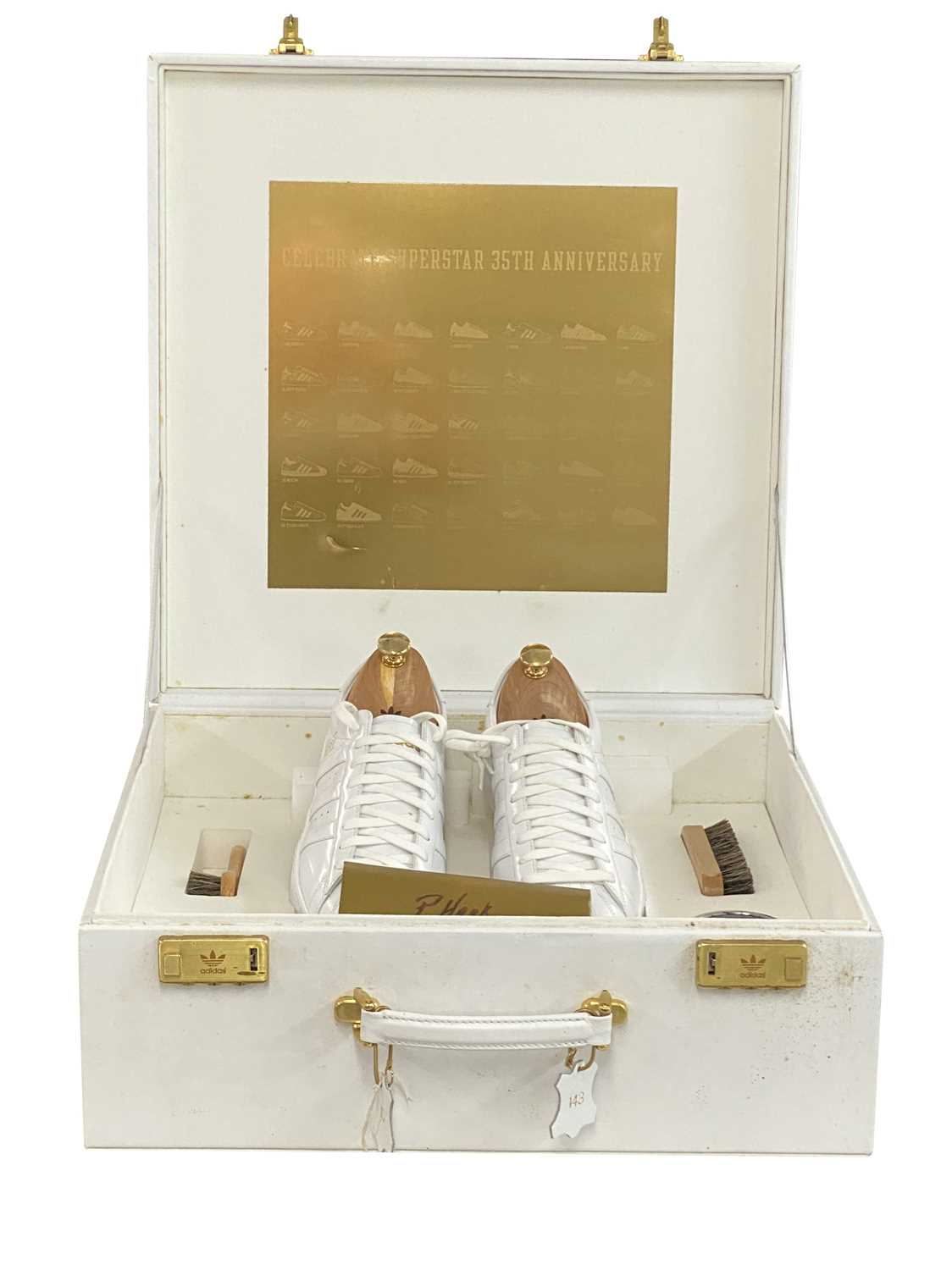 ADIDAS 35TH ANNIVERSARY LIMITED EDITION TRAINERS