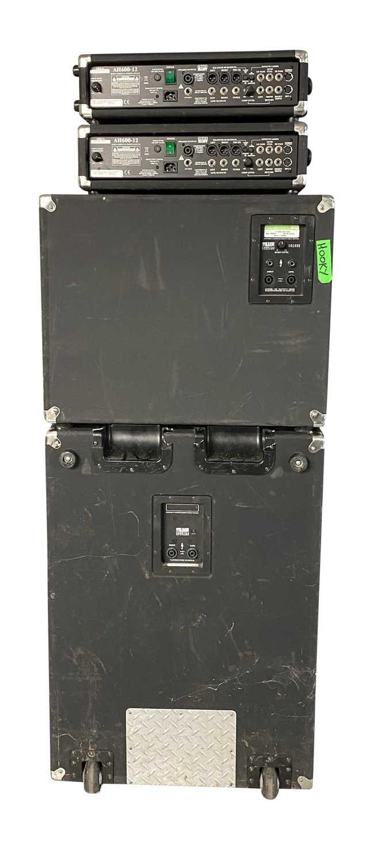TRACE ELLIOT AMPS & SPEAKERS SETUP - Image 3 of 8