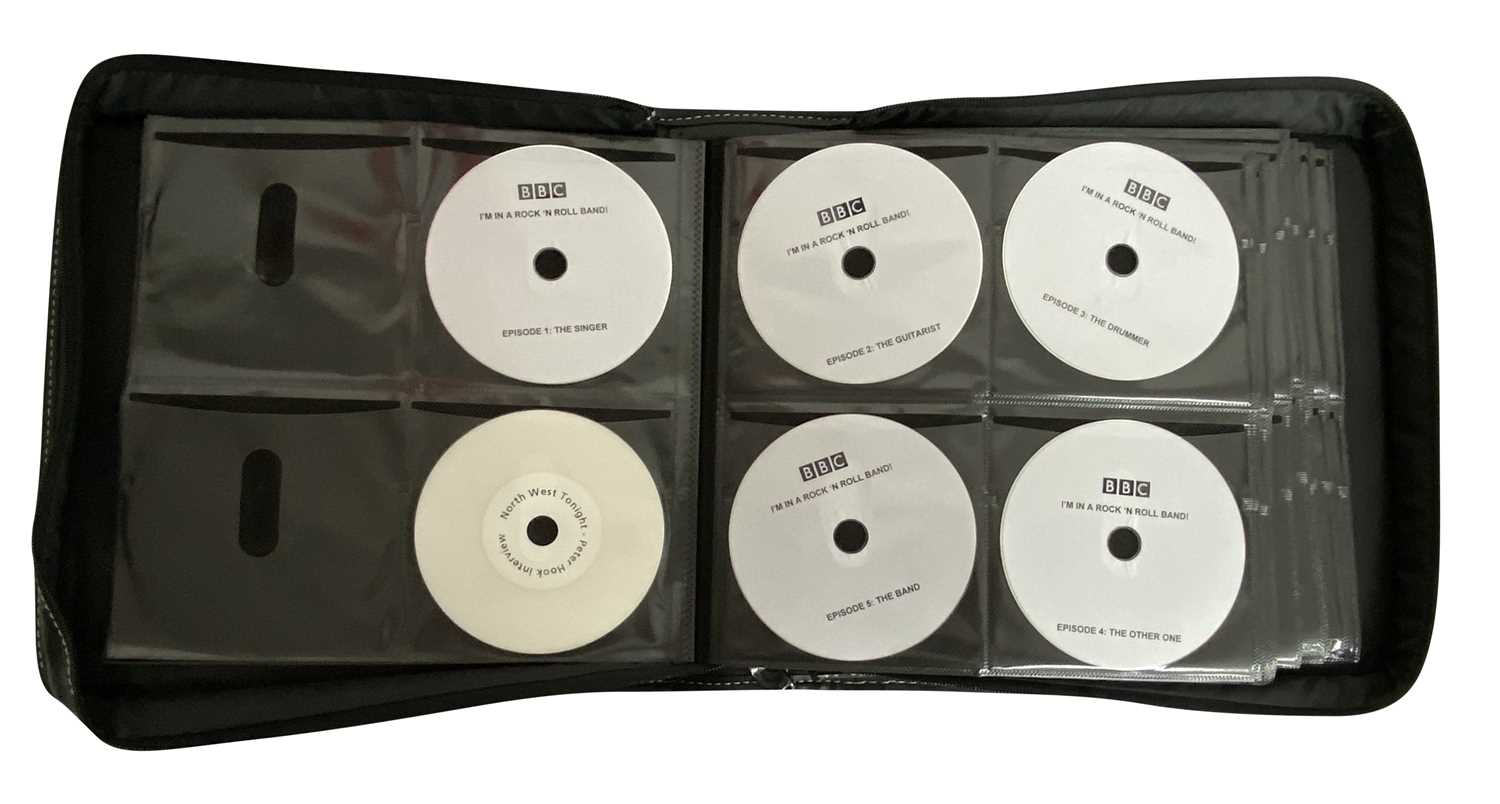 NEW ORDER CD-R AND LIVE RECORDINGS ARCHIVE 2 - Image 3 of 6