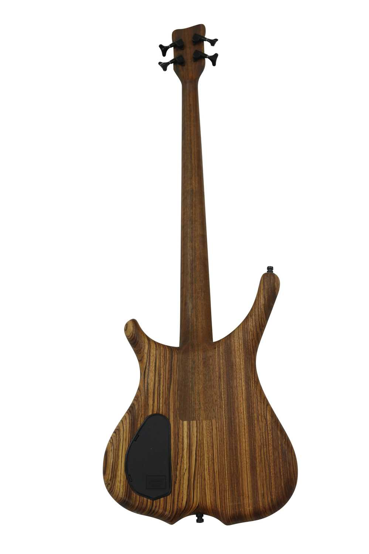 WARWICK INFINITY SN BASS GUITAR - Image 5 of 13