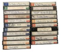 HOOKY'S LIVE CASSETTE RECORDINGS OF OTHER BANDS
