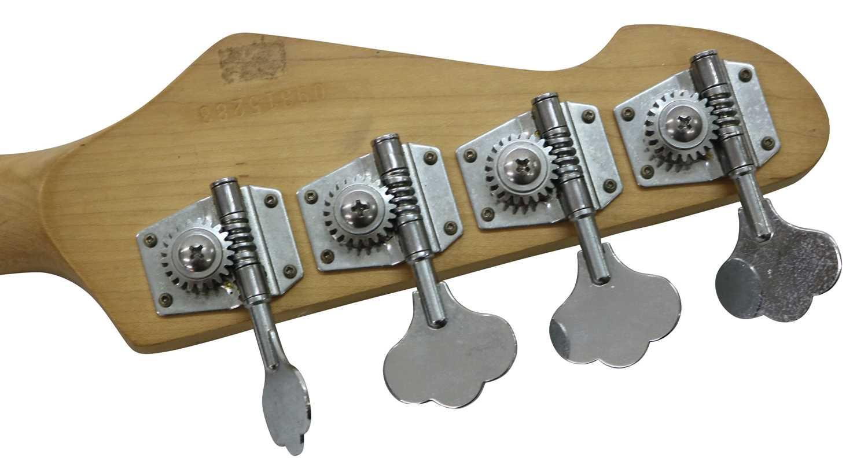 PEAVEY FRETLESS BASS GUITAR - Image 7 of 11