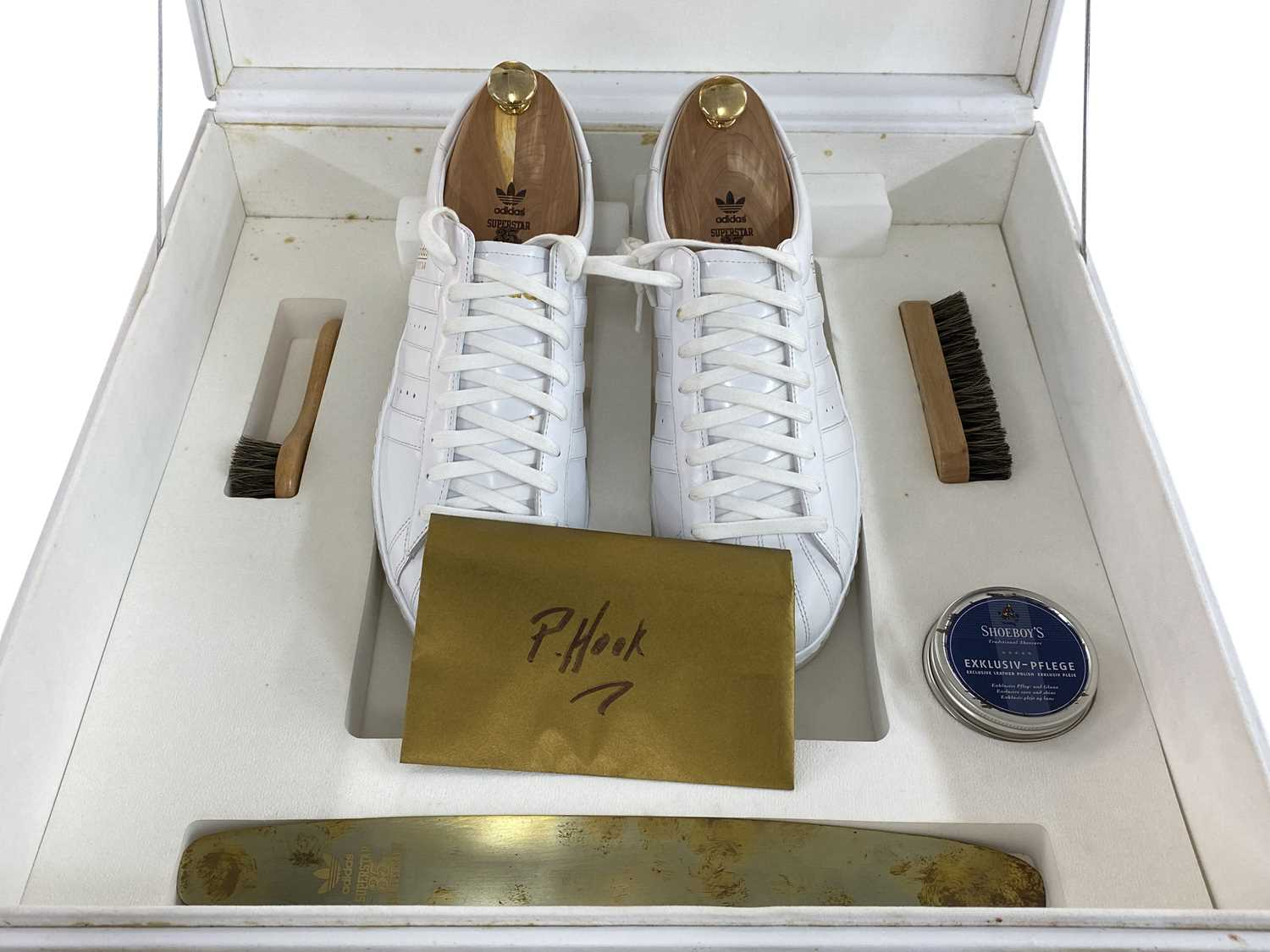 ADIDAS 35TH ANNIVERSARY LIMITED EDITION TRAINERS - Image 2 of 5