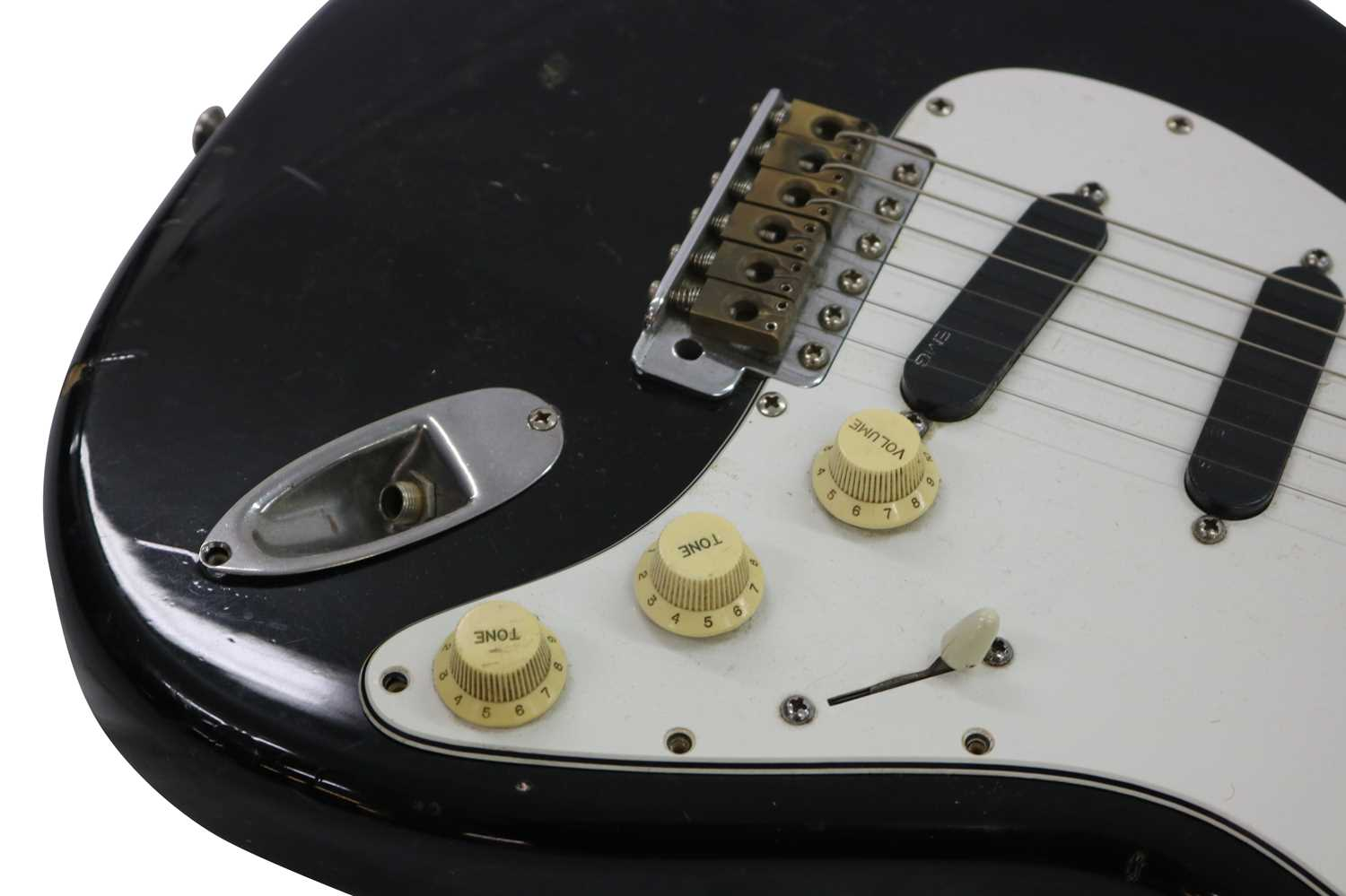 R.C.GIFFIN 6 STRING ELECTRIC GUITAR - Image 3 of 9