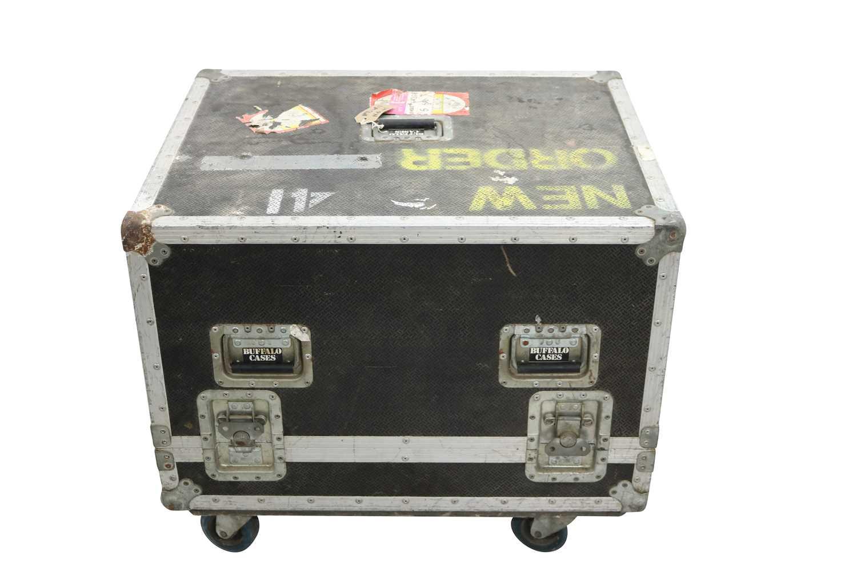 NEW ORDER AMP/EQUIPMENT FLIGHT CASE