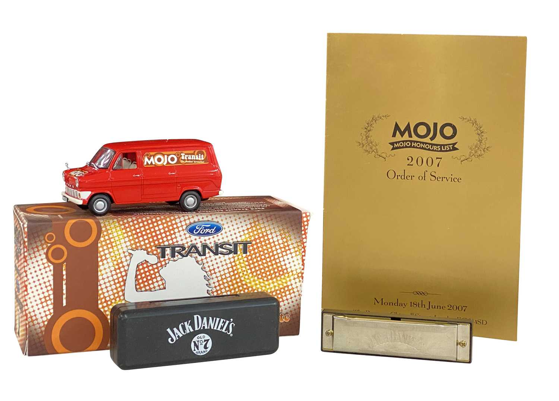 MOJO AWARDS 2007 & UK MUSIC HALL OF FAME AWARDS 2005