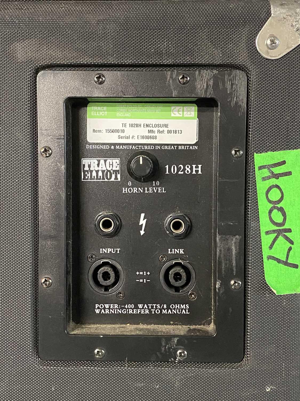 TRACE ELLIOT AMPS & SPEAKERS SETUP - Image 5 of 8