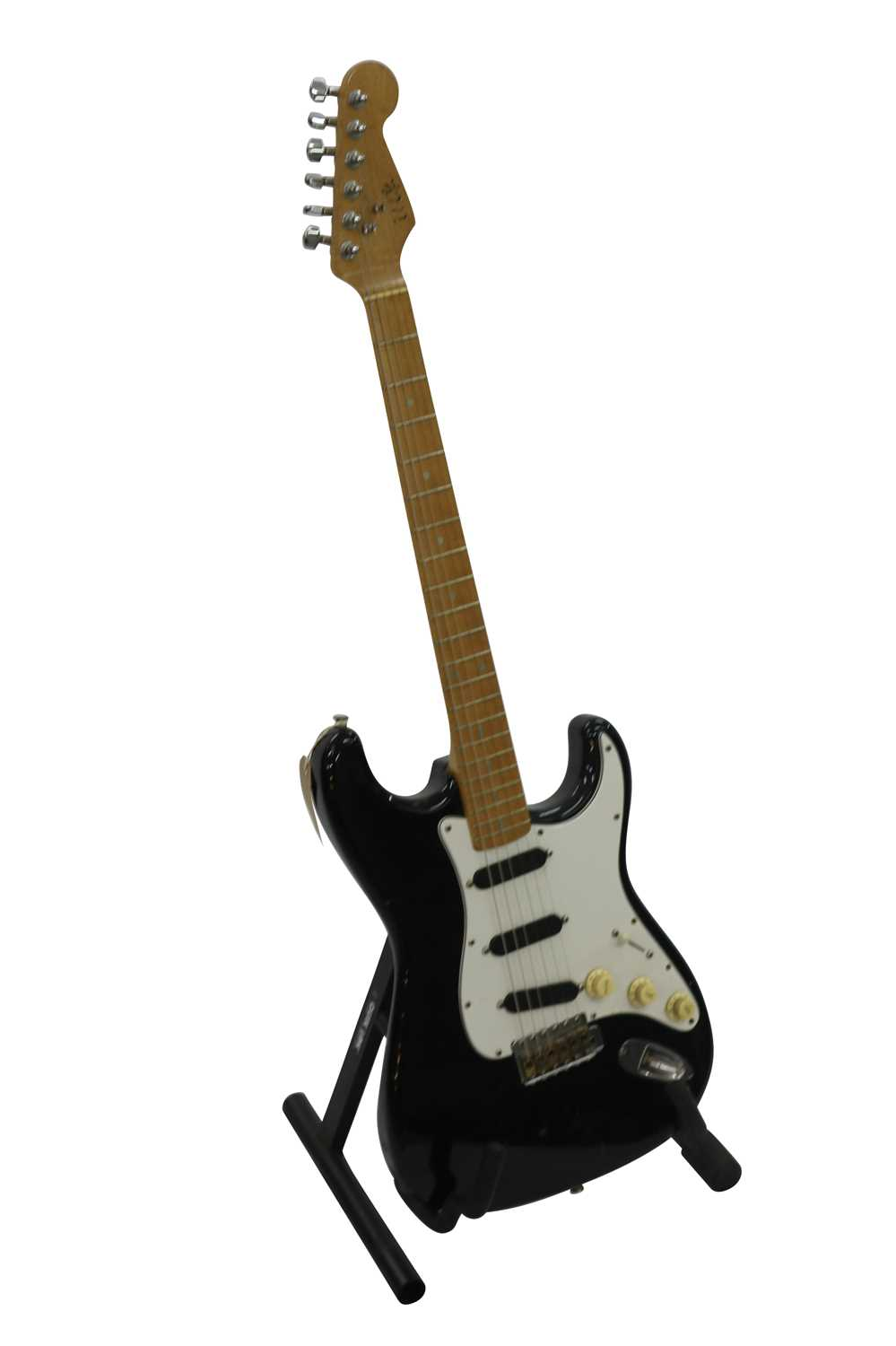 R.C.GIFFIN 6 STRING ELECTRIC GUITAR - Image 8 of 9