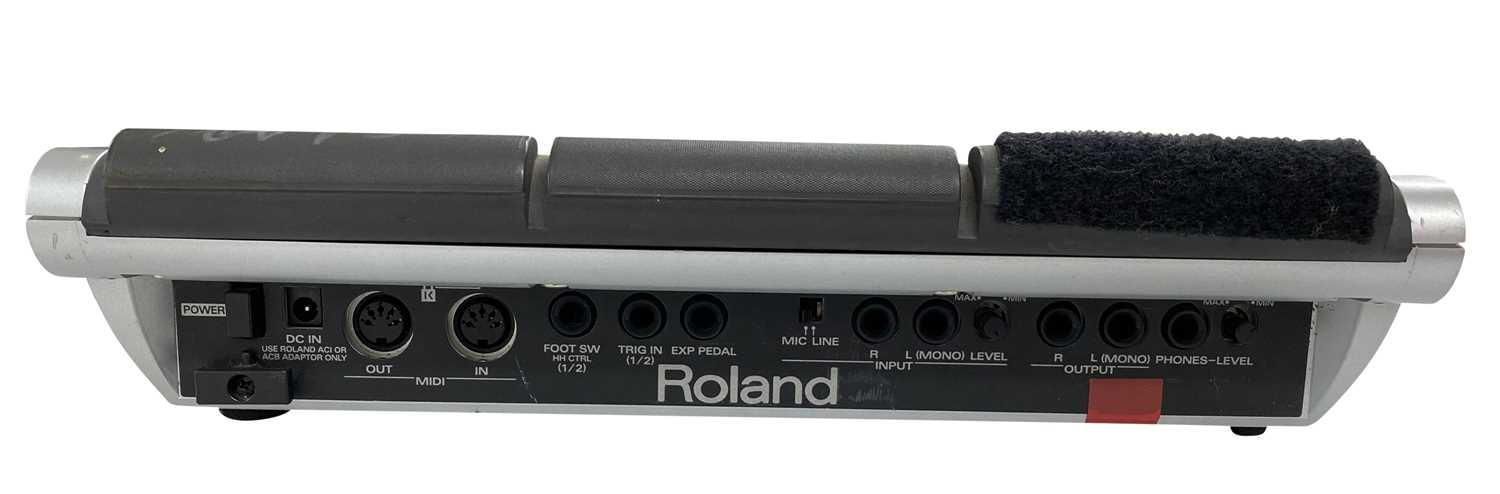 ROLAND DRUM ELECTRONIC SPD-S DRUM SAMPLING PADS x 2 - Image 4 of 4
