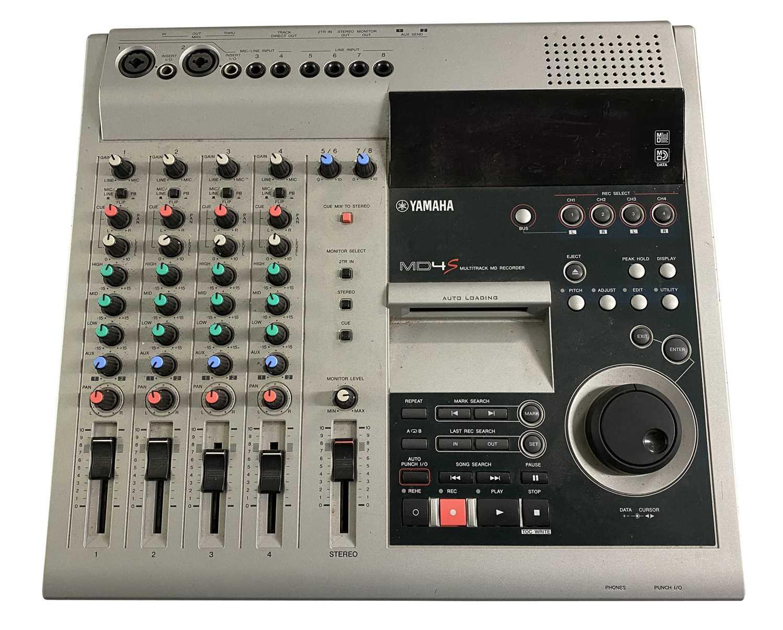 YAMAHA MD45 MULTITRACK MD RECORDER & ROLAND MC-505 GROOVEBOX - Image 2 of 5