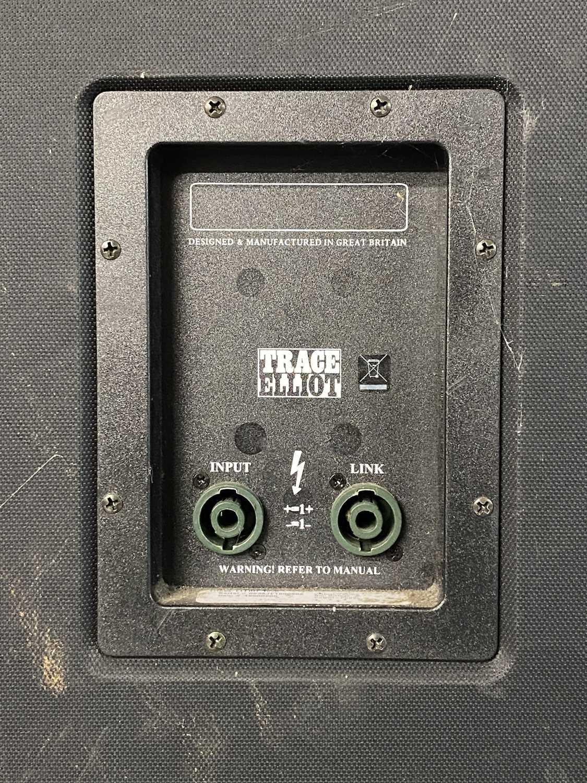 TRACE ELLIOT AMPS & SPEAKERS SETUP - Image 6 of 8