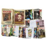 NEW ORDER & RELATED MUSIC MAGAZINES AND MUSIC NEWSPAPER ARCHIVE