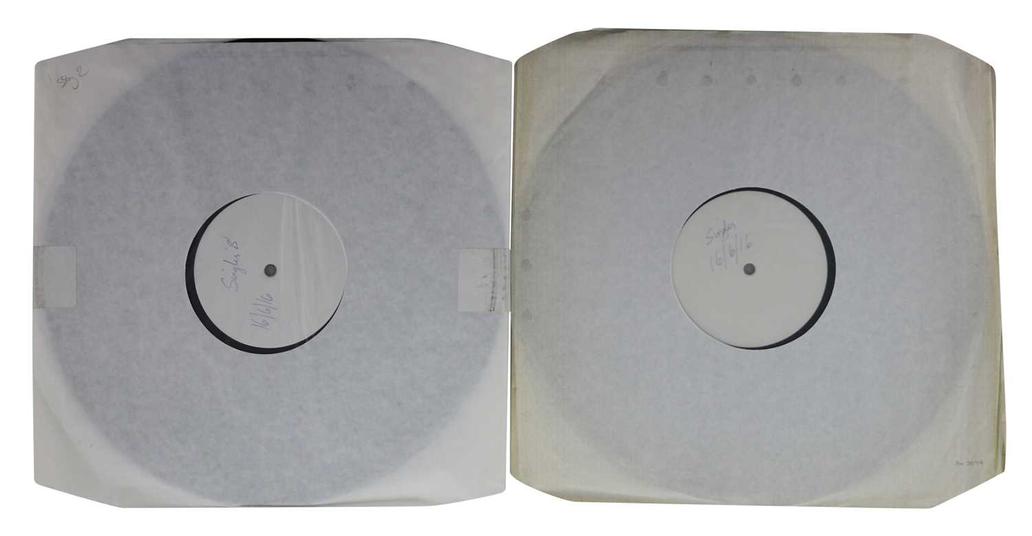 """NEW ORDER 12"""" & LP REISSUES - TEST PRESSINGS x 10 - Image 2 of 2"""
