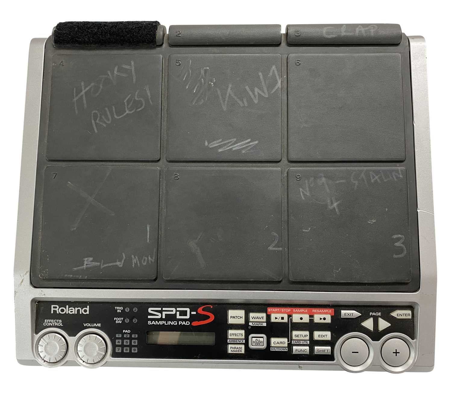 ROLAND DRUM ELECTRONIC SPD-S DRUM SAMPLING PADS x 2 - Image 2 of 4