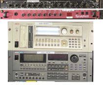 DRAWMER DS201 DUAL GATE & SAN SAMP PSA-1 BASS GUITAR PRE-AMP