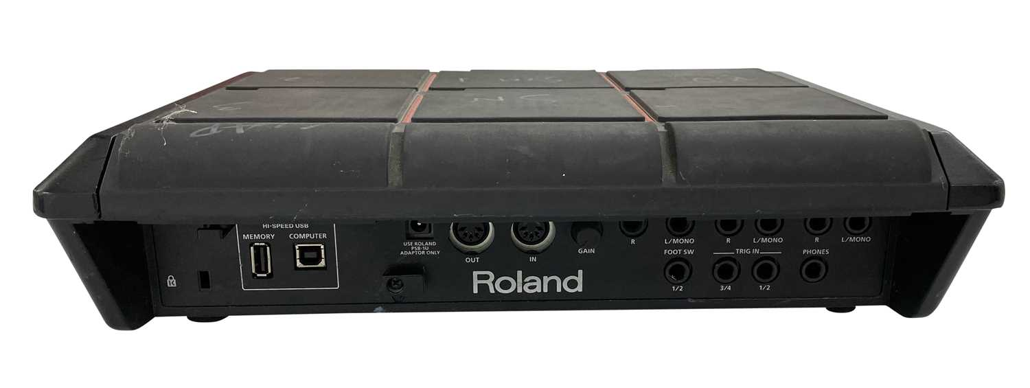 ROLAND SPD-SX ELECTRONIC DRUM SAMPLING PAD - Image 2 of 2