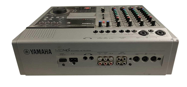 YAMAHA MD45 MULTITRACK MD RECORDER & ROLAND MC-505 GROOVEBOX - Image 3 of 5