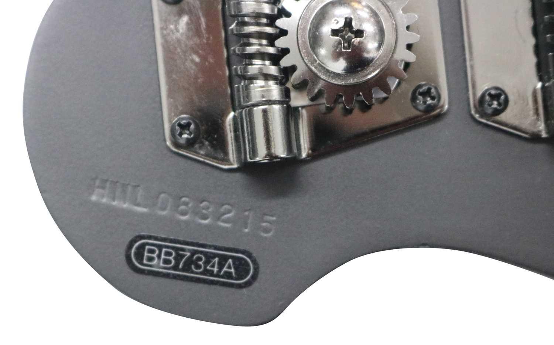 YAMAHA BROAD BASS BB734A BASS GUITAR - Image 8 of 10