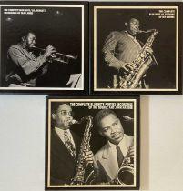 IKE QUEBEC/ THAD JONES/ JOHN HARDEE - MOSAIC CD BOX SETS