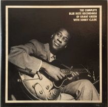 GRANT GREEN/ SONNY CLARK - THE COMPLETE BLUE NOTE (MOSAIC 4 CD BOX SET - MD4-133)