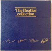 THE BEATLES - THE BEATLES COLLECTION (13 ALBUM/14 x LP BOX SET - DUTCH PRESSING BC 13/0C 162-53163/5
