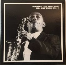 JOHNNY HODGES - THE COMPLETE VERVE SMALL GROUP SESSIONS 1956-61 (MOSAIC 6 CD BOX SET - MD6-200)