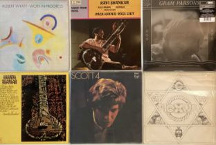 FOLK/ COUNTRY/ CLASSIC - ROCK LPs