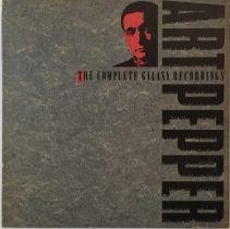 ART PEPPER - THE COMPLETE GALAXY RECORDINGS (16 CD BOX SET - GCD-1016-2)
