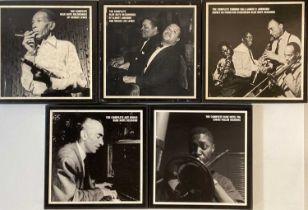 BLUE NOTE SESSIONS - MOSAIC CD BOX SETS