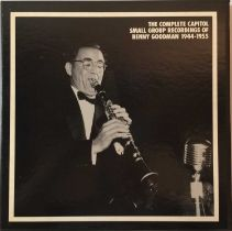 BENNY GOODMAN - THE CAPITOL SMALL GROUP SESSIONS (MOSAIC 4 CD BOX SET - MD4-148)