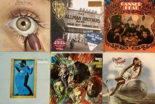 BLUES/ GARAGE/ CLASSIC - ROCK LPs