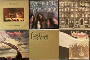 CLASSIC/ HEAVY ROCK - LPs