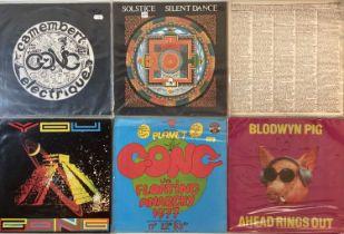 KRAUT/ PROG/ CLASSIC - ROCK LPs