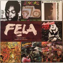 FELA KUTI - VINYL BOX SET 3 (7 LP SET - KFR4004-1)